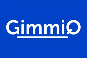 GimmiQ logo for ingenious board game company for creating board games and video's about board game creation